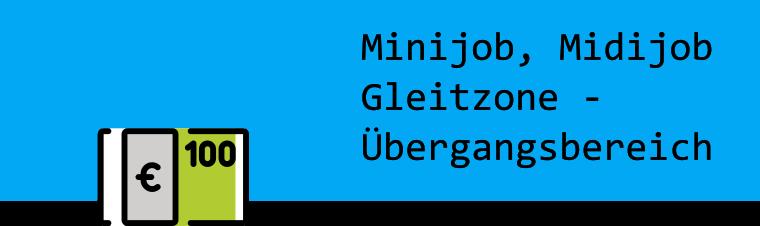 Bild Minijob Midijob