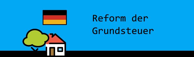 Bild Reform der Grundsteuer