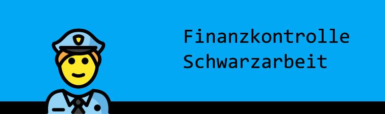 Bild Finanzkontrolle Schwarzarbeit